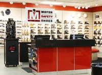 Mister Safety Shoes Retail Stores